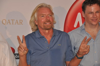 Richard Branson | by D@LY3D
