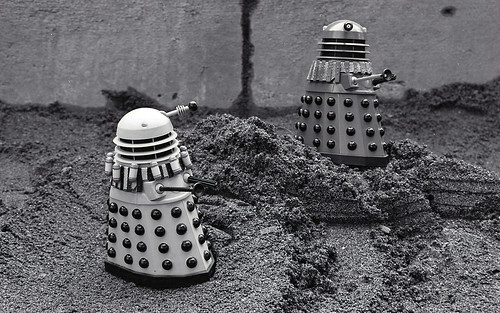 Day 133/365 - Look out! Daleks! | by Great Beyond
