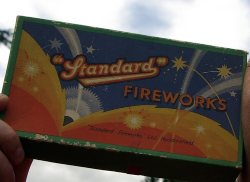 Classic Standard Fireworks Selection Box   Epic Fireworks ...