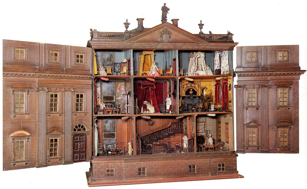 Nostell Priory Dollhouse Eloisemoorehead Tumblr Com Post 6 Flickr