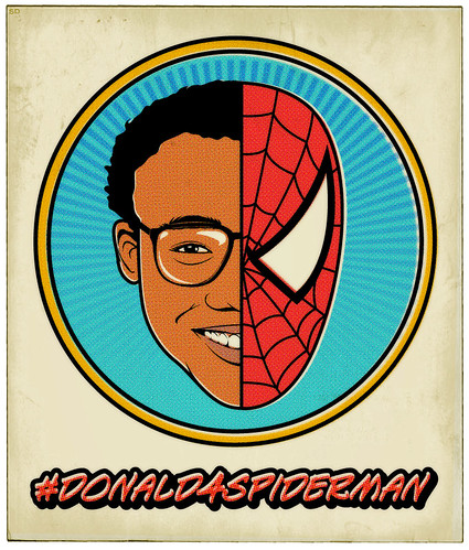 donald4spiderman | by ⓈⓁⓄⒼⒶⓃ Steve Dressler