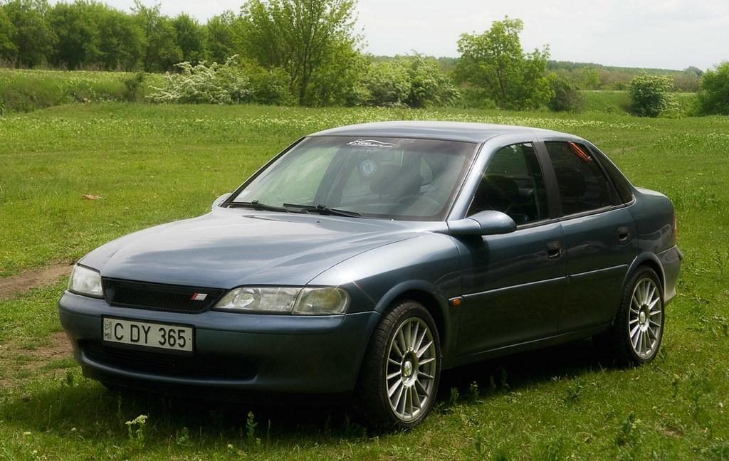 Opel Vectra B 2 5 V6