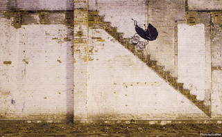 banksy chicago 1 | by Eva Blue