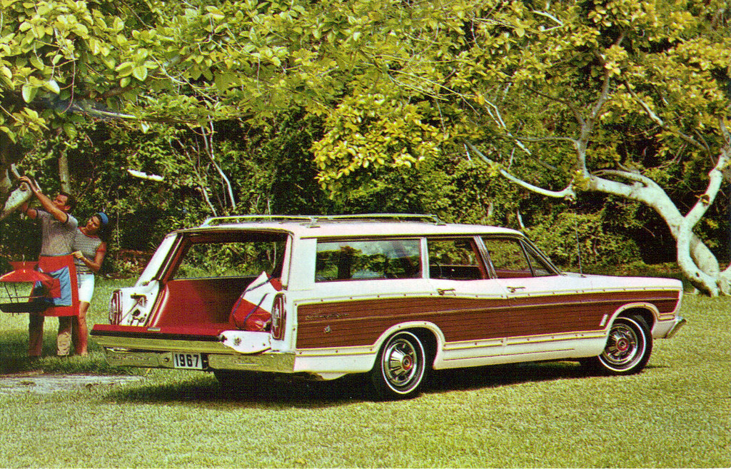 1967 ford country squire station wagon coconv flickr. Black Bedroom Furniture Sets. Home Design Ideas