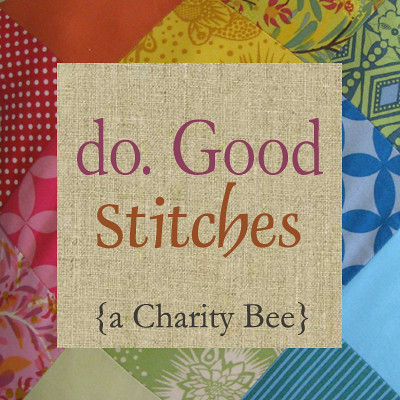 do. Good Stitches {a Charity Bee} | by StitchedInColor