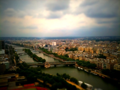 I like Paris in the springtime… | by the life and times of imani