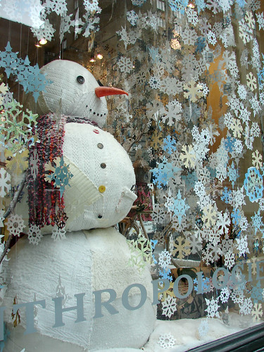 Anthropologie Window Display | by MDAY212