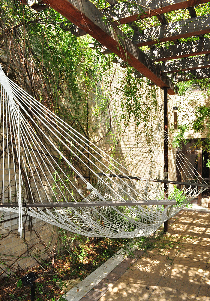 Secret Garden Hammock | Take A Rest In One Of The Two Hammocu2026 | Flickr