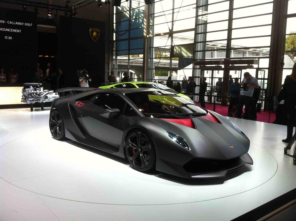 lamborghini sesto elemento- the 6th element | automotive rhythms