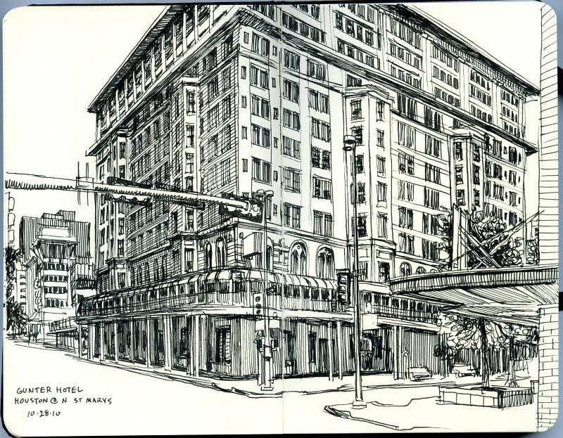 Gunter Hotel San Antonio