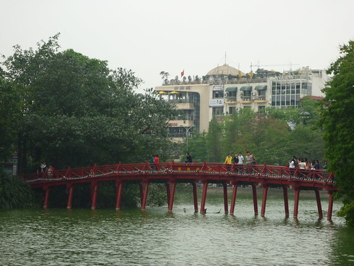 Hoan Kiem Lake | by In Vinnie Veritas