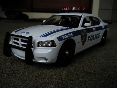 1:18 Port Authority Charger | by Jack's Police Cars