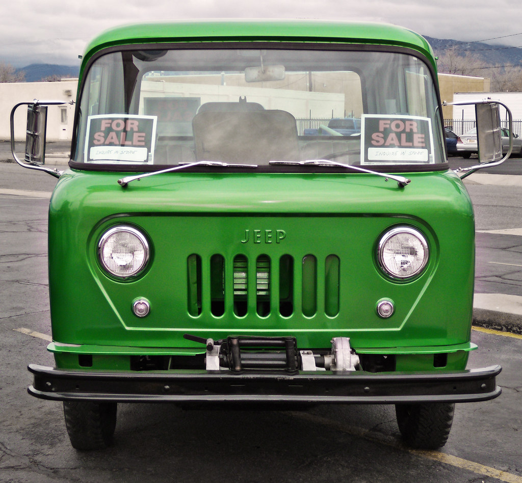 1962 Willy's Jeep Truck For Sale