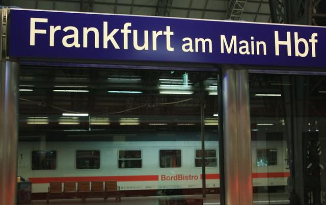 Frankfurt(Main) Hbf