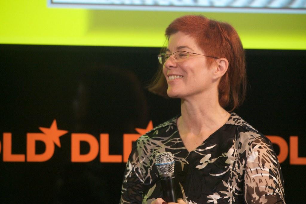 Aenne Burda Prize Award Presented To Mitchell Baker Flickr