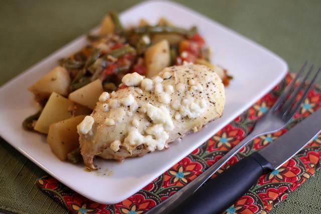 Greek Chicken Casserole | 20/365 - January 20, 2010 Get the ...