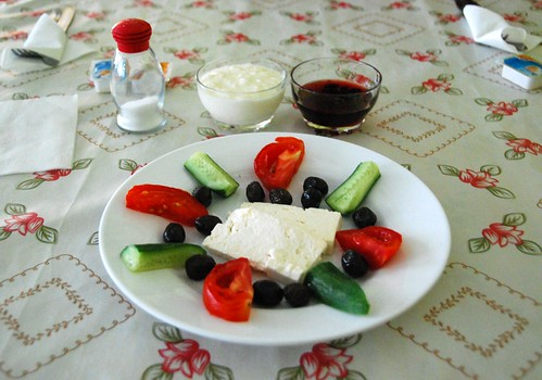 a typical turkish breakfast, van | by hopemeng