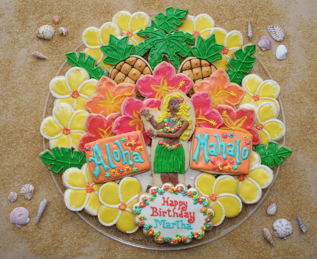 4375672961_9c75f62042_b hawaiian theme birthday platter i have really struggled wi flickr