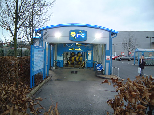 Car Wash Near Me Opening Times