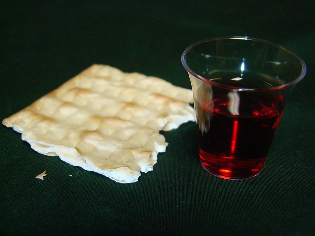Communion Bread and Cup 15 | Flickr - Photo Sharing!