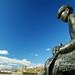 Britannia Shipyard Fisherman Statue 368