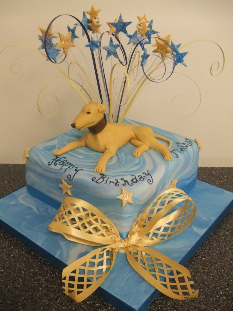 Greyhound Cake Made By Jules Jules Enquiries