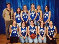 Sr. Girls Basketball 0405