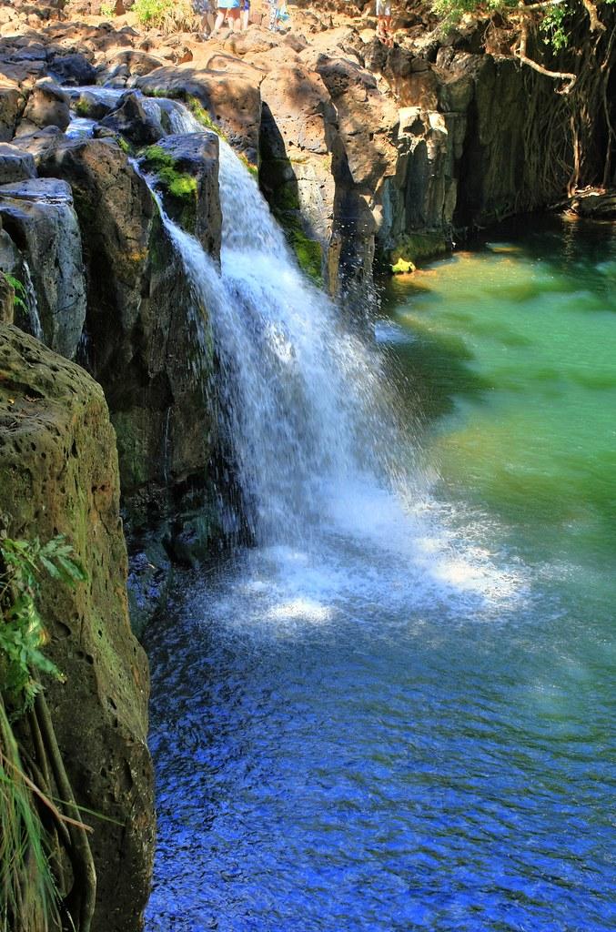 Kipu Falls Kauai Hawaii | Flickr | 677 x 1024 jpeg 258kB