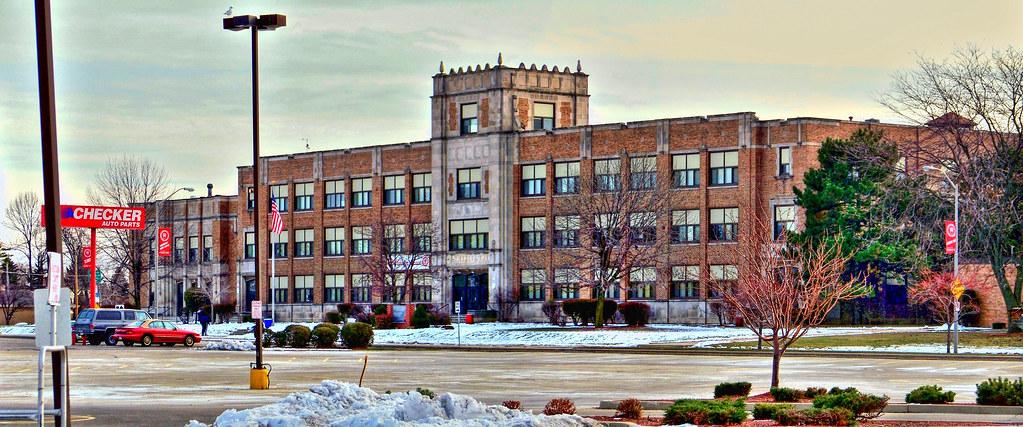 Znalezione obrazy dla zapytania rACINE HORLICK HIGH SCHOOL