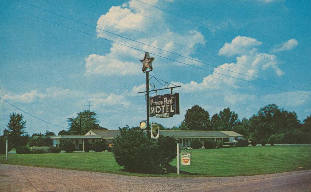 Prince Reif Motel - Alliance, Ohio