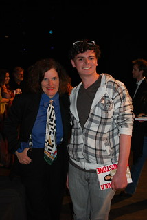 Me with PAULA POUNDSTONE!!! | by christophsullivan