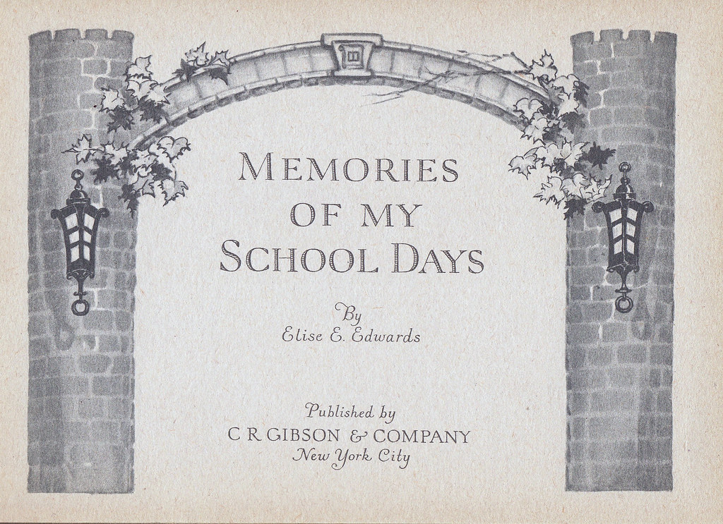 essay on memory of school days My childhood memories of grandmother essay 930 words | 4 pages scientists tell us that our sense of smell is the sense most closely related to memory.