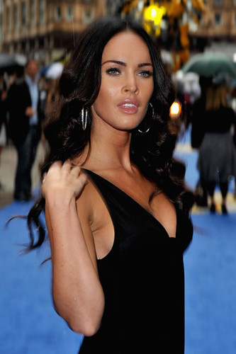 megan fox | by evilhomer12345
