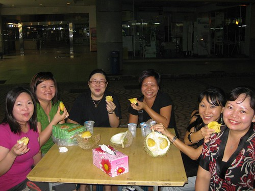 Durian Feast - Mar 2010 | by daxiang stef