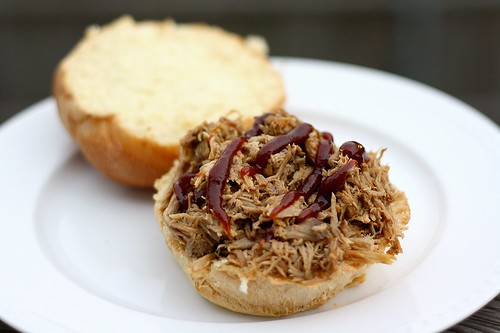 Slow Cooker Pulled Pork | by Tracey's Culinary Adventures