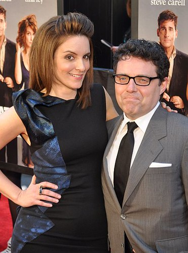 Tina Fey & Jeff Richmond | by nick step