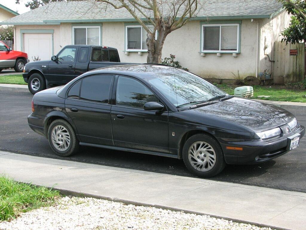 Saturn SC2 3-Door Coupe (1999)