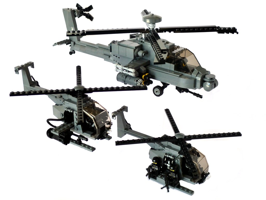 lego apache helicopter instructions with 4529676681 on Watch also 6247074918 furthermore Mh 6 Little Bird The Militarys Super Fast And Small  bat Helicopter 17337614 also 72157649166723703 moreover 7946017648.