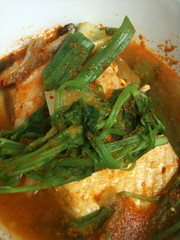 Michelle's spicy fish soup | by maangchi