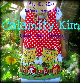 calamity kim national apron day may 10 giveaway on my blog | by calamity kim
