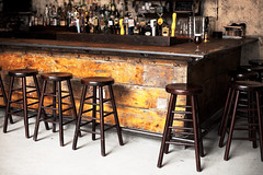 Bar corner | by Mission Dolores Bar