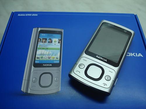 Nokia 6700 Slide | Nokia 6700 Slide hands on.