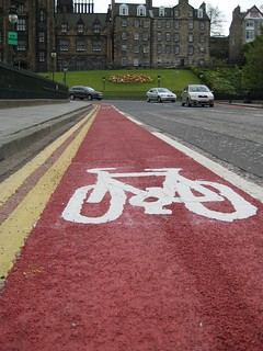 Bike Lane | by EdinburghGreens