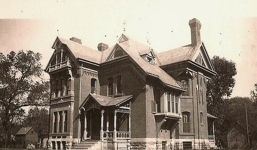 Maurice W. Levy Mansion; Wichita, KS | The Maurice W. Levy M… | Flickr