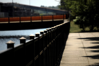 Canal Park Fence | by Zach Dunn