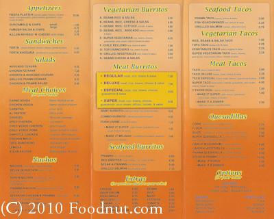 Mexican Restaurant Sanantonio Fl