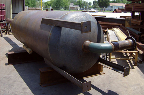 48 Quot Carbon Steel Pressure Vessel Pressure Vessel