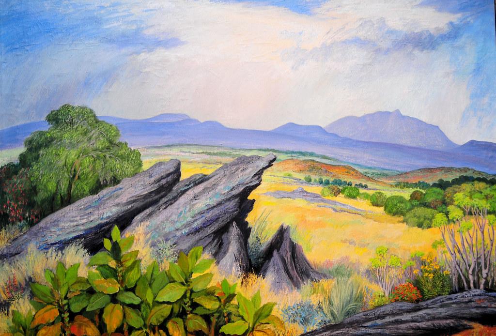 Mexican Landscape Images Mexican Landscape Painting