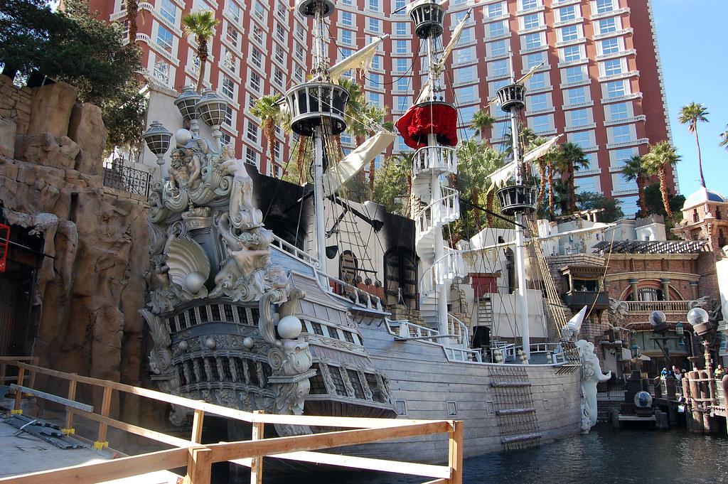 Treasure Island Casino Nevada