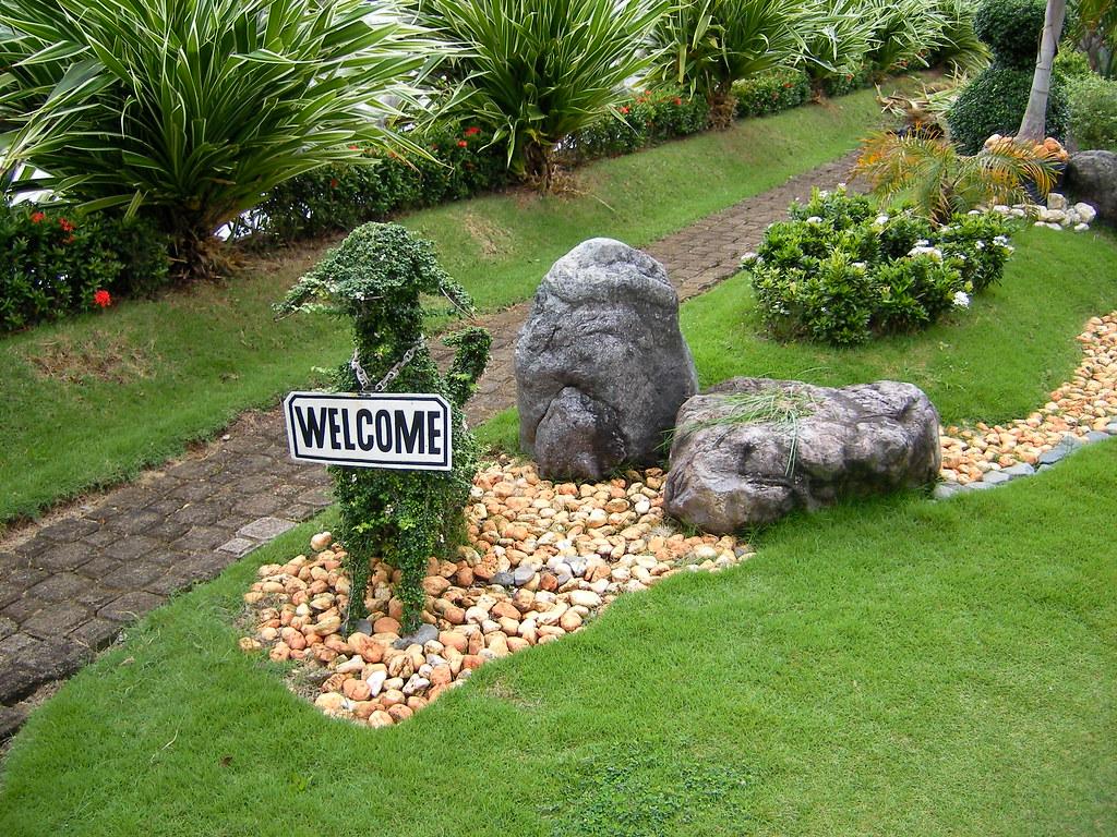 Tropical Garden Design Romblon Philippines Romblon Islan Flickr